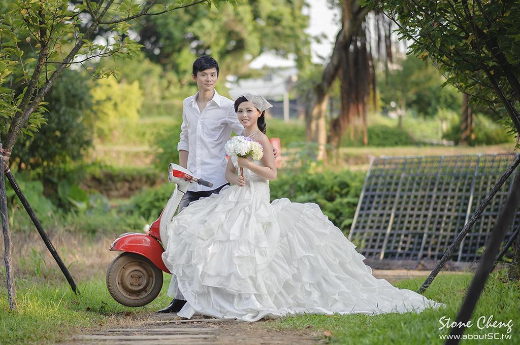 婚紗,自助婚紗,婚紗寫真,婚攝史東,史東影像工作室,Stone Cheng,aboutSC,環南公寓,大屯山花卉農場
