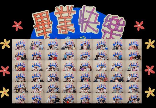 『活動紀錄』土農幼兒園第13屆畢業典禮合照篇 @ 國立台灣藝術大學