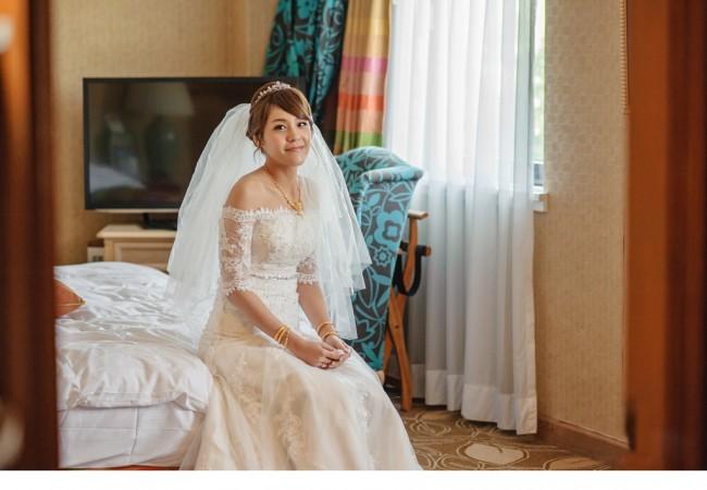 『婚攝』俊豪 + 宜蒨 婚禮紀錄 @ 歐華酒店