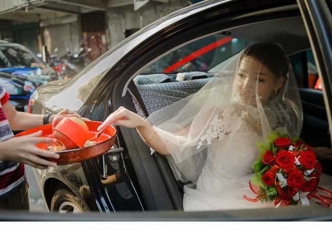 『婚攝』少齊 + 卉娟 婚禮紀錄 @ 桃園住都大飯店