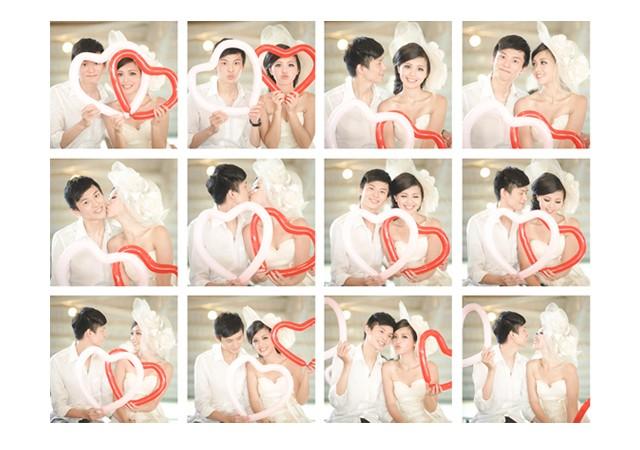 『婚紗』Xuan + Tai 自助婚紗 愛麗絲的故事