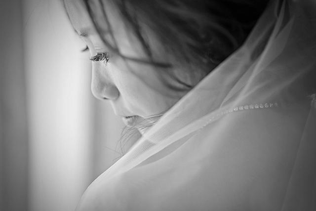 『婚攝』威志+思吟 婚禮紀錄 @ 台北長春素食