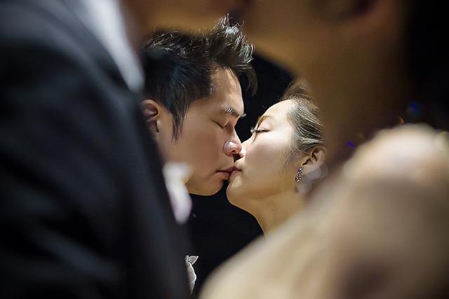 『婚攝』志杰+葦帆 婚禮紀錄 @ W Hotel Taipei