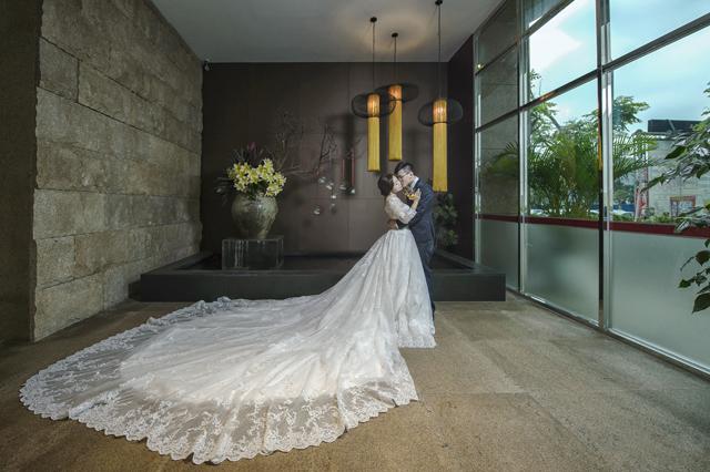 『婚攝』泰綸+旻汝 婚禮紀錄 @ 台北水源會館