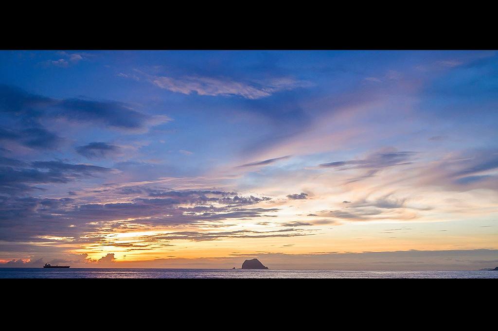 觀景窗 Sunrise