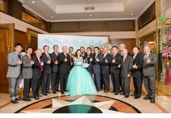 『婚攝』中強 + 嘉琪 婚禮紀錄 @ 桃園住都大飯店