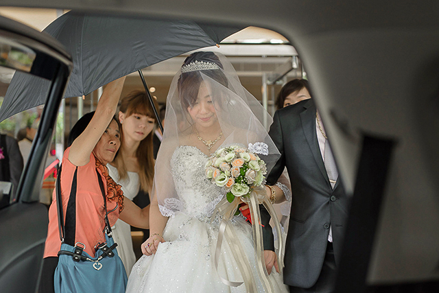 『婚攝』瑞良+雅評 婚禮紀錄 @ 台北慶泰飯店