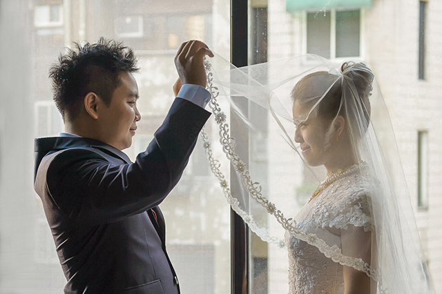 『婚攝』Ian+Tina 婚禮紀錄 @ 台北萬豪酒店