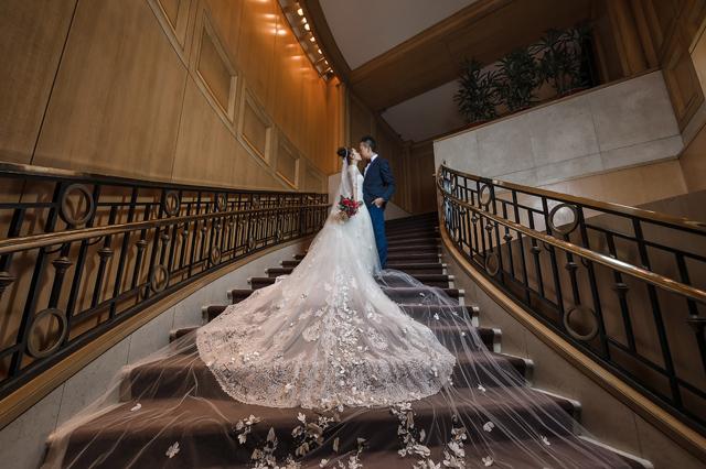 『婚攝』越隆+翊寧 婚禮紀錄 @ 台北國賓飯店