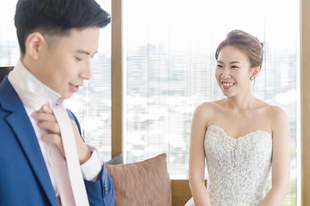『婚攝』怡德+宜家 婚禮紀錄 @ 台北晶華酒店
